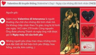 Những Ngày tình yêu thú vị trên thế giới