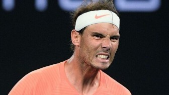 Australian Open 2021: Nadal giành tấm vé cuối cùng vào vòng bốn