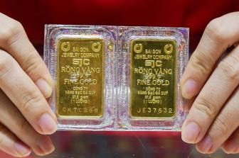 Giá vàng hôm nay 16-2: Vàng lao dốc ngay đầu năm mới