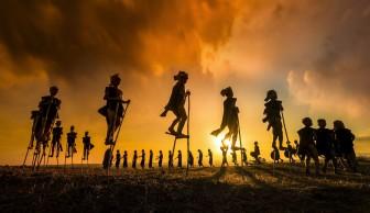 Nhiếp ảnh gia Việt Nam đạt giải vàng cuộc thi ảnh quốc tế TIFA