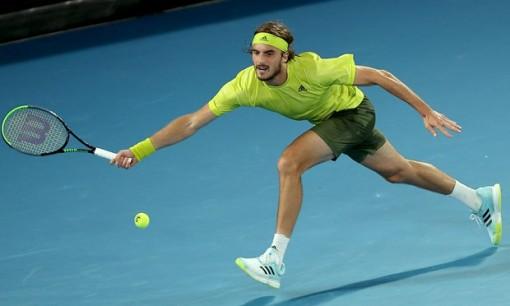 Astralian Open: Nadal bị loại sau trận thua khó tin trước Tsitsipas