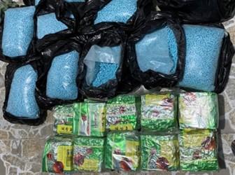 Triệt phá ba vụ vận chuyển ma túy từ Campuchia về Việt Nam