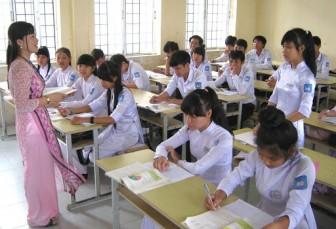 Hướng dẫn xếp lương giáo viên trường trung học phổ thông
