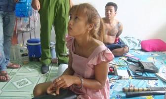 Chưa chấp hành án phạt tù, người mẹ trẻ tiếp tục bán ma túy