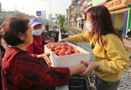 Giải pháp tiêu thụ nông sản vùng dịch