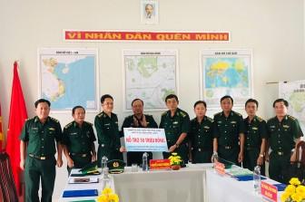 Thiếu tướng Nguyễn Hoài Phương kiểm tra  công tác phòng, chống dịch bệnh COVID-19 tại An Giang