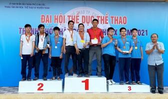 TP. Châu Đốc hướng tới kỳ đại hội thể dục - thể thao thành công