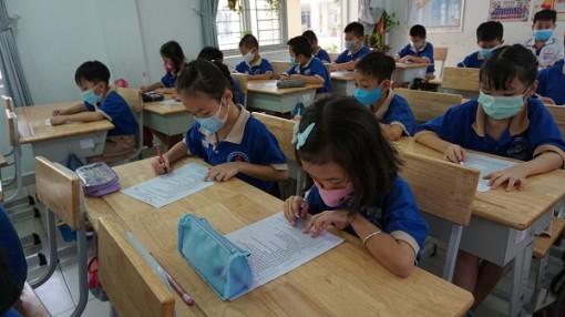 Từ ngày 1-3, trên 1,7 triệu học sinh TP Hồ Chí Minh sẽ quay lại trường học