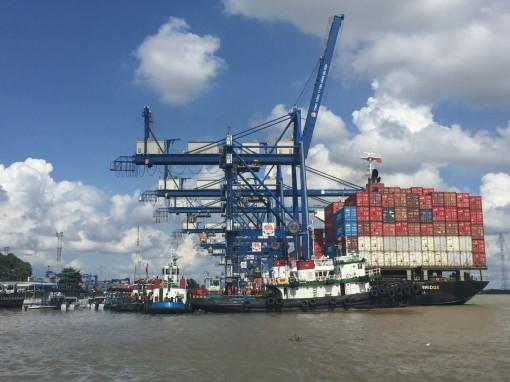 Đặt mục tiêu đến năm 2025, tỷ trọng đóng góp của dịch vụ logistics vào GDP đạt 5 - 6%
