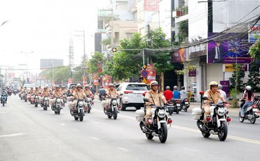 An Giang đảm bảo an toàn giao thông gắn với phòng, chống dịch bệnh