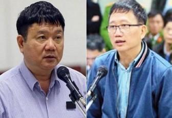 Ngày 8-3, mở lại phiên xử bị cáo Đinh La Thăng, Trịnh Xuân Thanh trong vụ Ethanol Phú Thọ