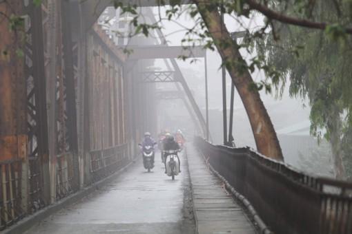Miền Bắc độ ẩm tăng cao, có nơi có mưa