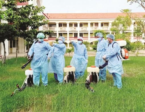 Ngành y tế An Giang nâng cao chất lượng chăm sóc, bảo vệ sức khỏe nhân dân
