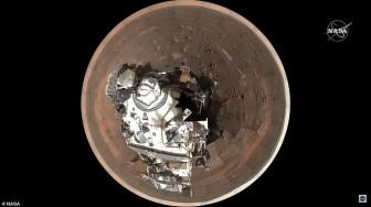 NASA đã cho cả thế giới tham quan Sao Hỏa