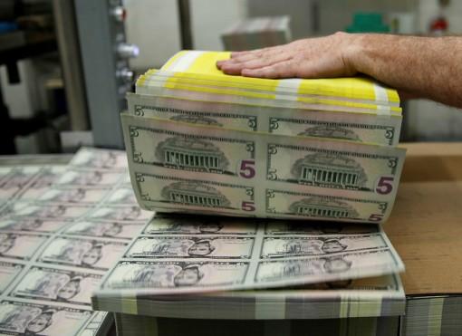 Tỷ giá ngoại tệ ngày 27-2: Dòng tiền lạc quan, USD tăng giá