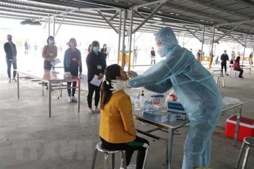 Chiều 27-2, Việt Nam ghi nhận 6 ca mắc mới COVID-19, đều ở Hải Dương