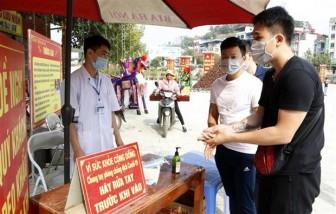 Chủ động phòng dịch COVID-19 tại các điểm du lịch tâm linh