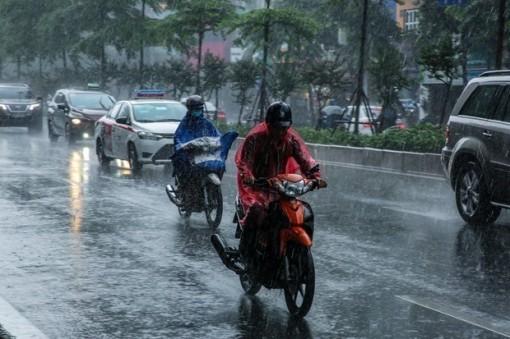 Từ ngày 1 đến 10-3, Trung Bộ có lượng mưa cao hơn trung bình nhiều năm
