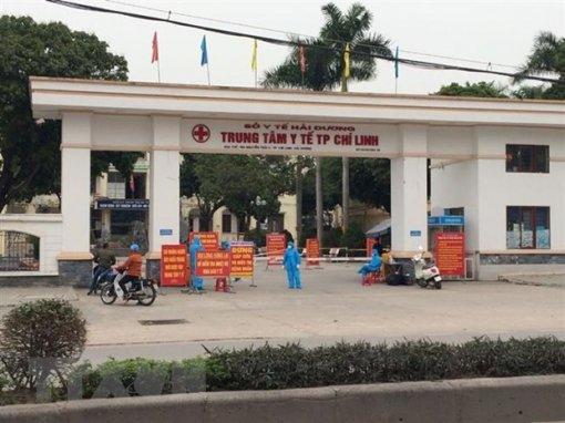 Dịch COVID-19: Hải Dương giải thể Bệnh viện dã chiến số 1