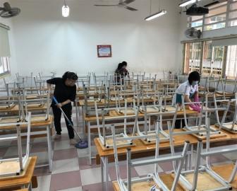 Hôm nay 1-3, học sinh 60 tỉnh, thành phố trở lại trường