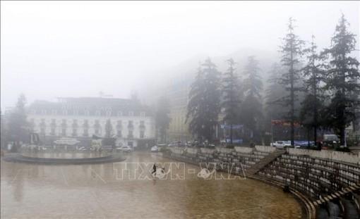 Bắc Bộ và Bắc Trung Bộ mưa ẩm, Nam Bộ trời nắng
