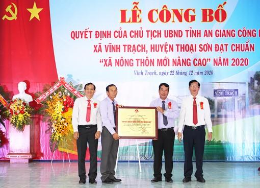 Thoại Sơn nỗ lực hoàn thành nhiệm vụ phát triển kinh tế - xã hội năm 2021