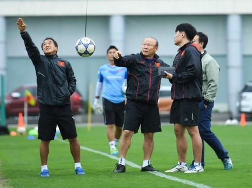 HLV Park Hang Seo có 1 tháng tập trung đội tuyển cho vòng loại World Cup
