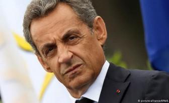 Cựu Tổng thống Pháp Nicolas Sarkozy bị tuyên án tù 3 năm