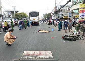 Tai nạn giao thông trên QL.91, một người tử vong