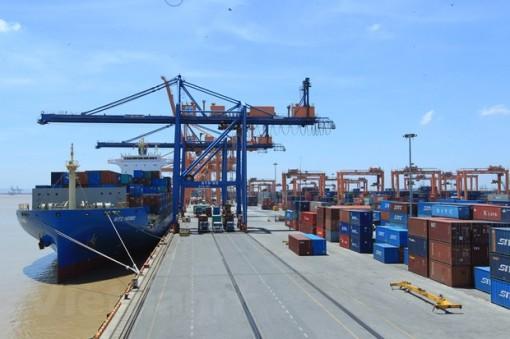 Giữ nhịp tăng trưởng, xuất nhập khẩu cả nước đều vượt 2 con số