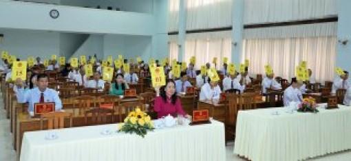 Triệu tập kỳ họp thứ 19 tổng kết hoạt động HĐND tỉnh An Giang khóa IX (nhiệm kỳ 2016-2021)