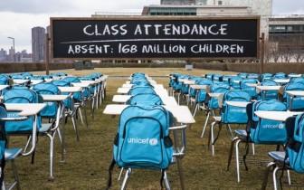 168 triệu học sinh trên thế giới bị đóng cửa trường học gần một năm do Covid-19
