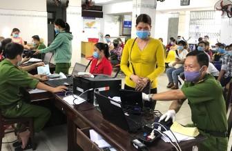 Thông tin xung quanh việc cấp, đổi thẻ căn cước công dân gắn chip điện tử tại tỉnh An Giang