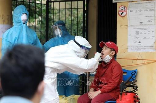 Sáng 3-3, Việt Nam thêm 3 ca mắc mới COVID-19, đều là ca nhập cảnh