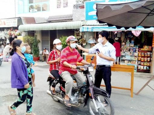 Toàn tỉnh An Giang đang cách ly tập trung 102 người