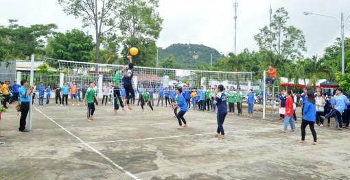 Sôi nổi phong trào thể thao trong đoàn viên, thanh niên ở An Giang