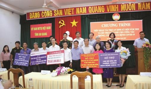An Giang tiếp tục đẩy mạnh việc học tập và làm theo tư tưởng, đạo đức, phong cách Hồ Chí Minh