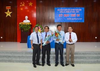 Kỳ họp thứ 15 HĐND huyện Tịnh Biên nhiệm kỳ 2016-2021