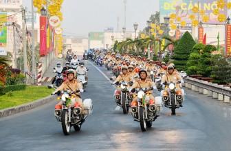 An Giang phát động phong trào thi đua bảo đảm trật tự an toàn giao thông giai đoạn 2021-2025