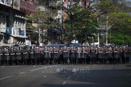 Căng thẳng tiếp diễn tại Myanmar