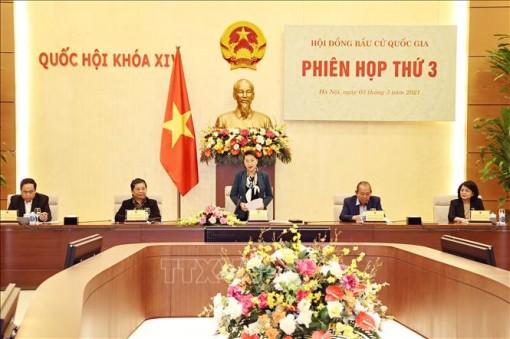 Cả nước có 184 đơn vị bầu cử đại biểu Quốc hội khóa XV