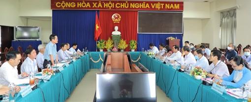 HĐND tỉnh An Giang giám sát công tác bầu cử tại TP. Châu Đốc