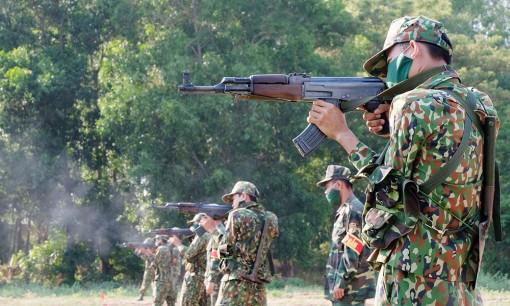 Trung đoàn Bộ binh 892 - Nhìn lại chặng đường 40 năm