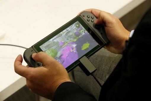 Nintendo Switch thế hệ mới sẽ trang bị màn hình OLED 7 inch