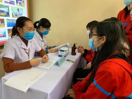 Sáng nay, tuyển tình nguyện viên tham gia thử nghiệm vaccine COVIVAC