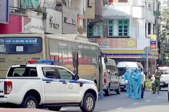 Đưa đi cách ly 35 người Trung Quốc nghi nhập cảnh trái phép vào TPHCM