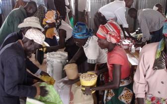 Áp lực bảo đảm an ninh lương thực toàn cầu