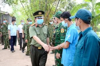 An Giang siết chặt biên giới, tăng cường phòng, chống dịch bệnh