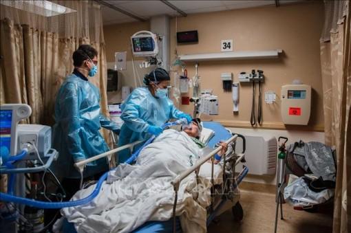 Thế giới ghi nhận 117,1 triệu ca mắc, 2,6 triệu ca tử vong do COVID-19