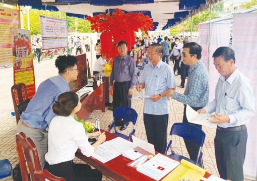 Tri Tôn đẩy mạnh đào tạo nghề cho lao động nông thôn